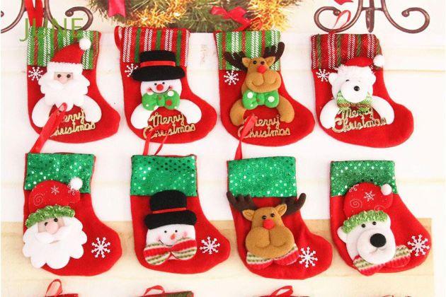 bít tất quà tặng giáng sinh độc đáo