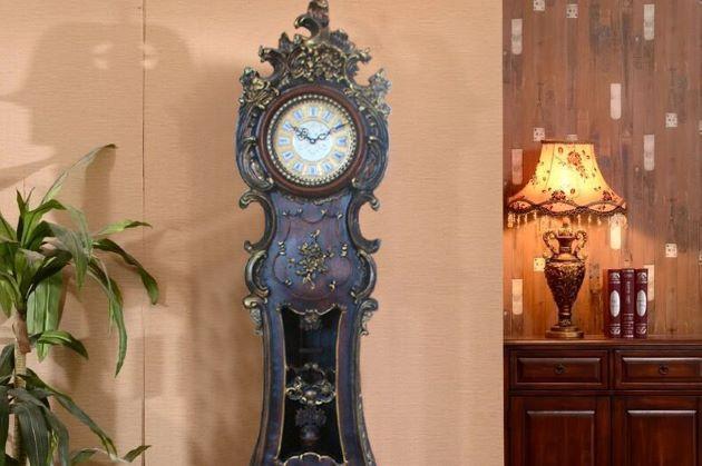 đồng hồ trang trí đứng