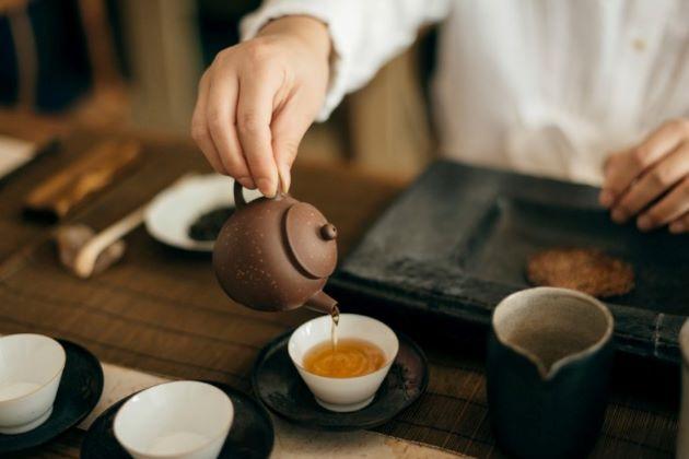 lịch sử nghệ thuật trà đạo nhật bản